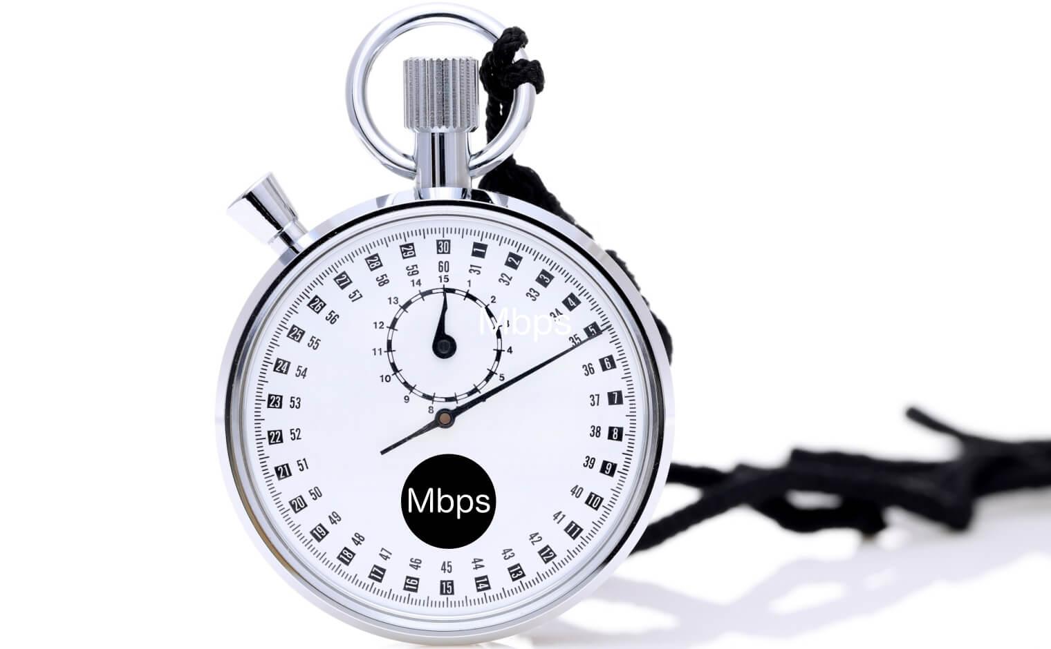 測定 bnr 速度