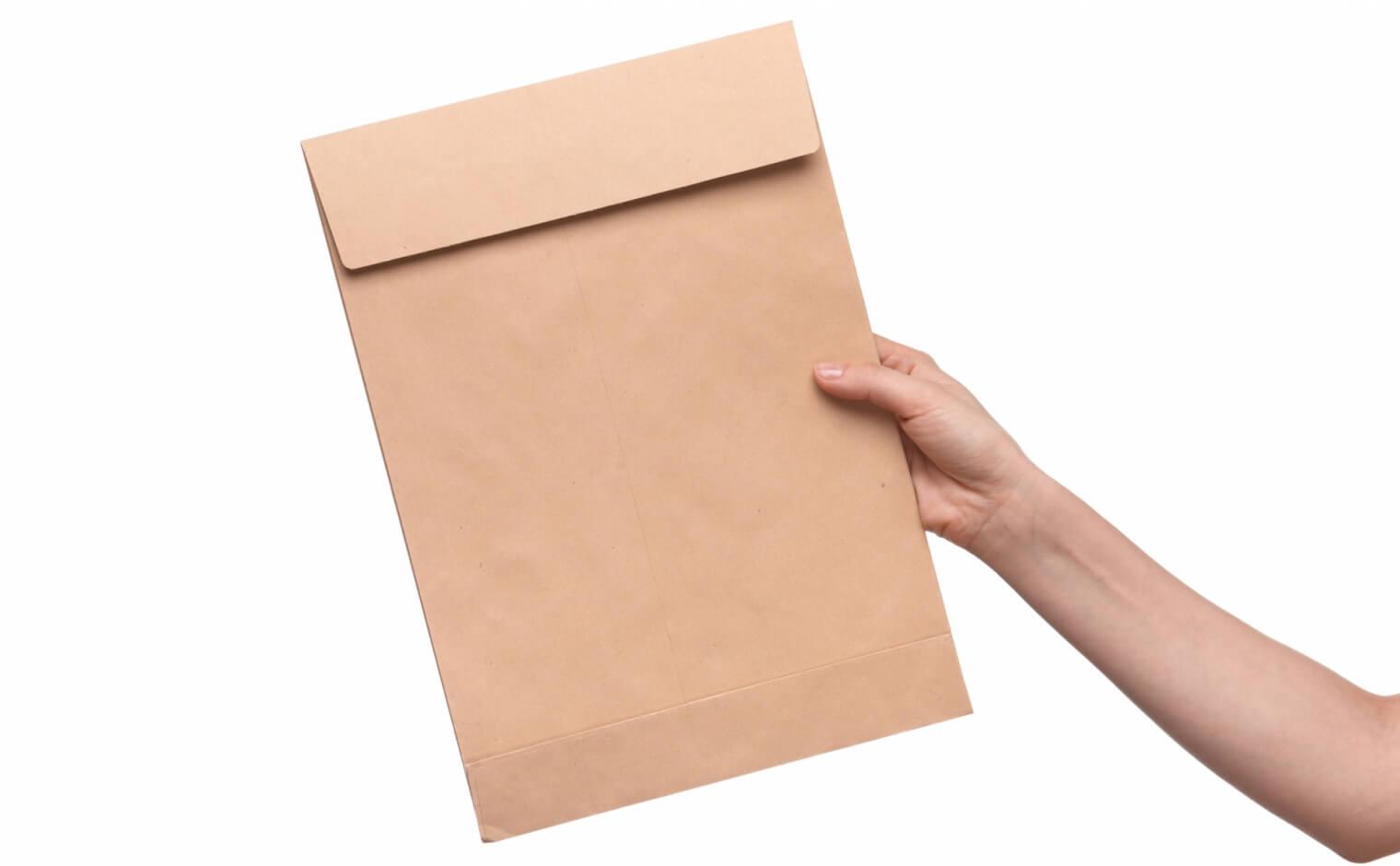 郵便物の宛先住所間違い