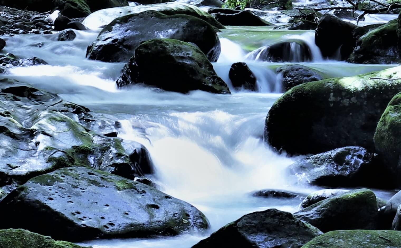 川と沢の違い