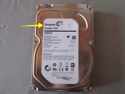 Seagate/HDD