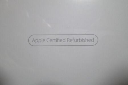 MacBook Air11インチの箱